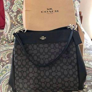 New authentic Coach handbag
